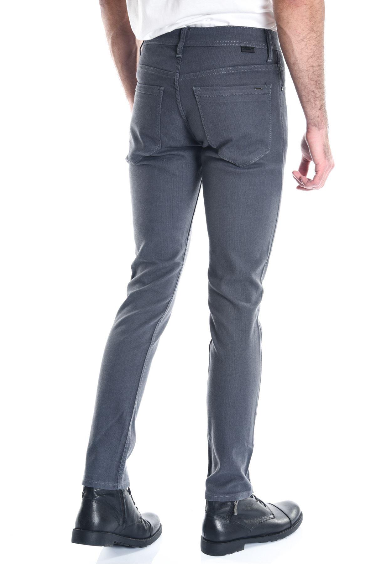Antrasit Sade Yeni Slimfit Erkek Pantolon