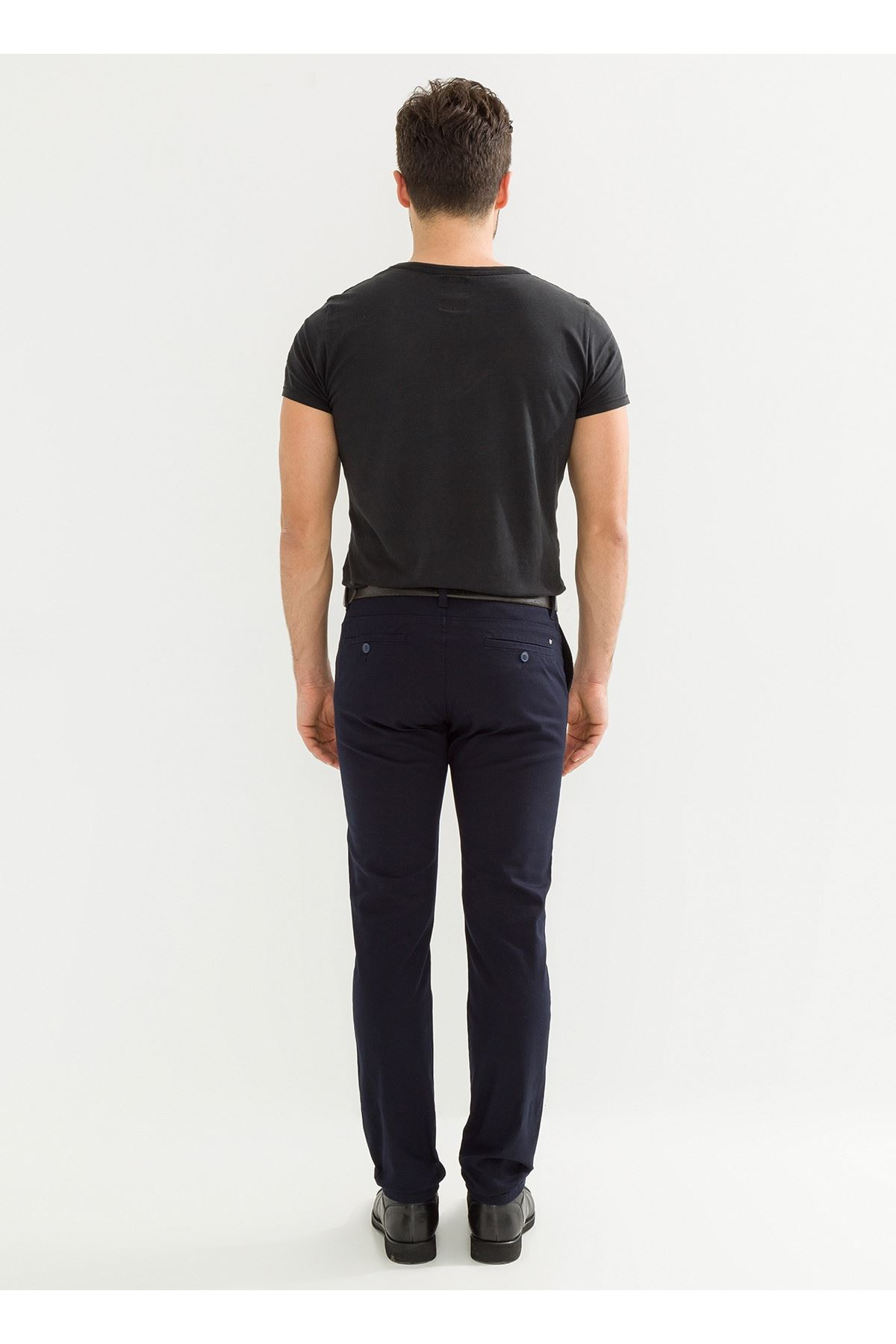 Lacivert Chino Erkek Pantolon