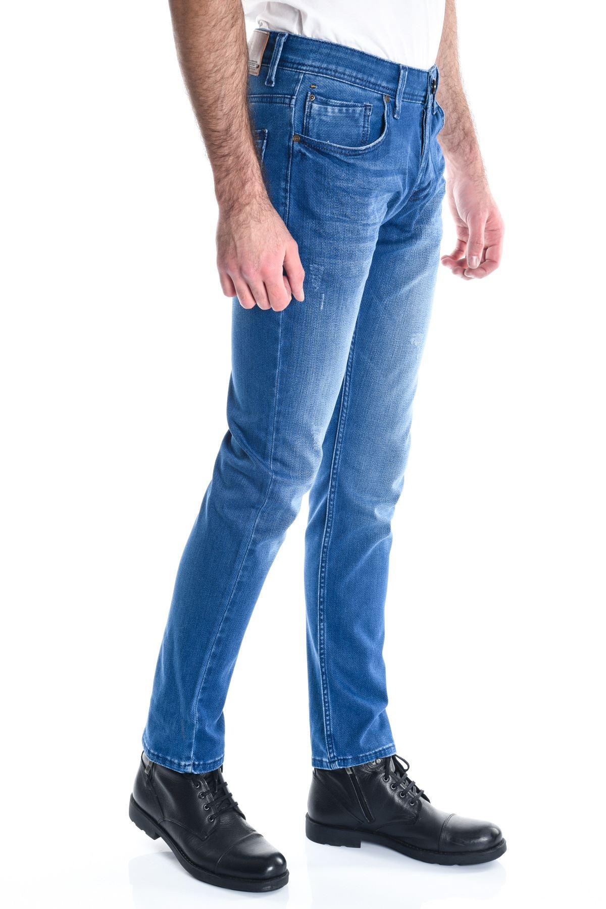 Mavi Tint Slimfit Erkek Kot Pantolon