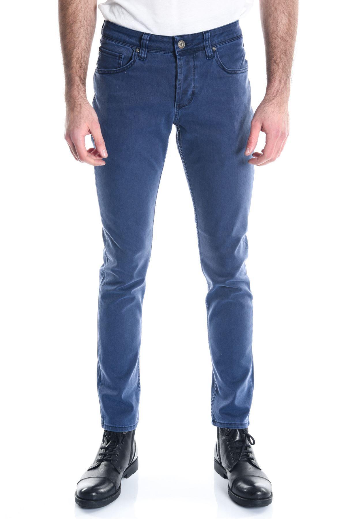 Mavi Sade Slimfit Erkek Kot Pantolon